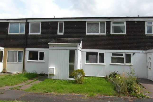 Thumbnail Terraced house to rent in Summerhill, Sutton Hill, Telford