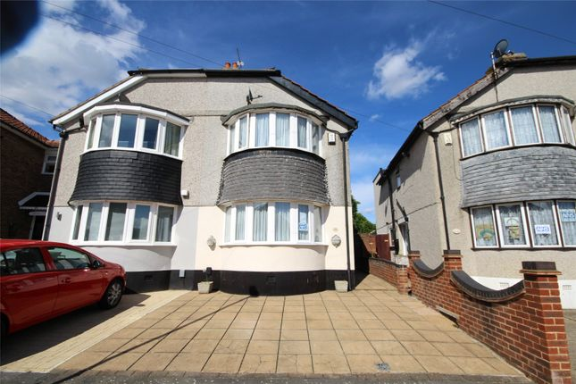 Semi-detached house for sale in Seaton Road, Welling, Kent