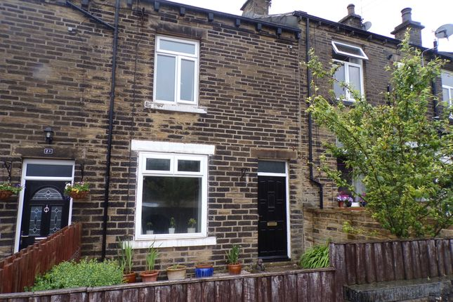 Thumbnail Terraced house for sale in Beaconsfield Road, Clayton, Bradford