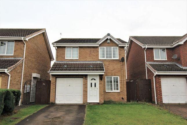 Thumbnail Detached house to rent in Sullivan Walk, Hebburn