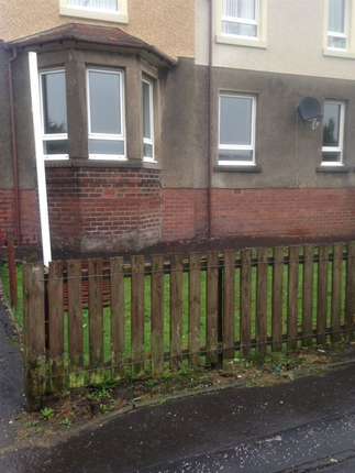 Thumbnail Flat to rent in Hillfoot Road, Airdrie