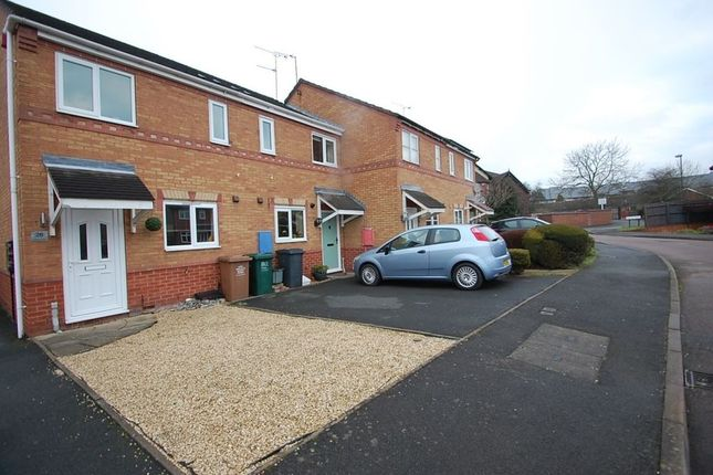 Thumbnail Property to rent in Vicarage Gardens, Swadlincote, Derbyshire