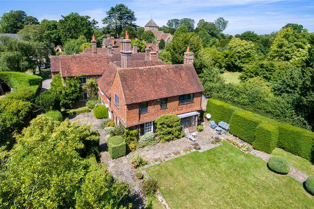 Thumbnail Detached house for sale in Church Lane, Cranleigh, Surrey