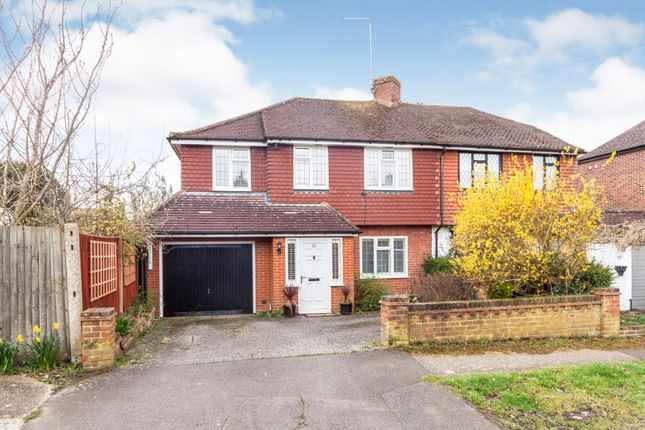 Semi-detached house for sale in Duncan Road, Burgh Heath