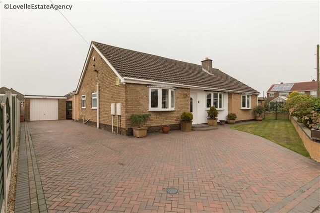 Thumbnail Bungalow for sale in Thornhill Crescent, Bottesford, Scunthorpe