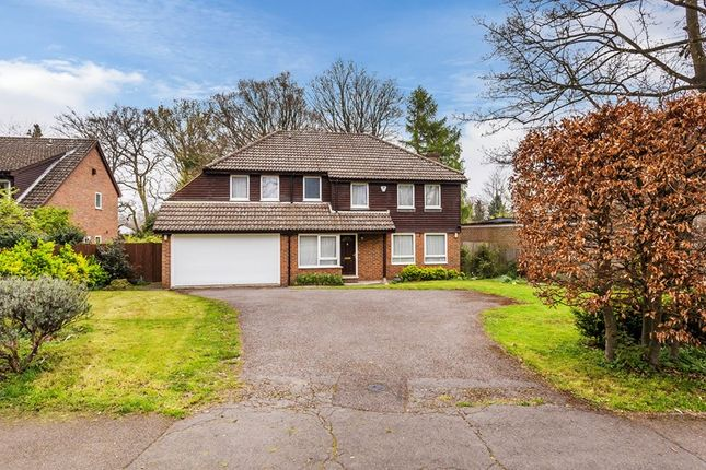 Thumbnail Detached house for sale in Great Woodcote Park, Purley