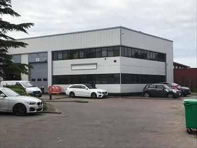 Thumbnail Light industrial to let in 20 Lakeside Park, Neptune Close, Medway City Estate, Rochester, Kent