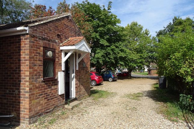1 bed bungalow to rent in The Street, Lyng, Norwich NR9