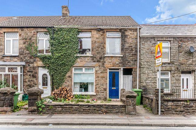 Thumbnail Terraced house for sale in Dyffryn Terrace, Church Village, Pontypridd