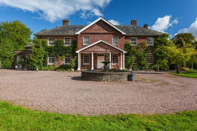 Thumbnail Detached House For Sale In Lower Washfield Tiverton