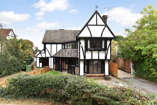 Thumbnail Detached house for sale in Manor Road, Potters Bar