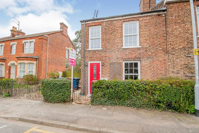 3 bed semi-detached house for sale in Queens Road, Wisbech PE13