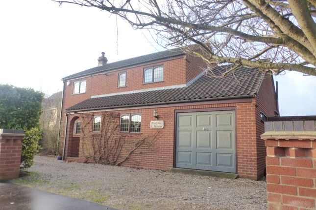 Thumbnail Detached house for sale in Woodbastwick Road, Blofield Heath, Norwich