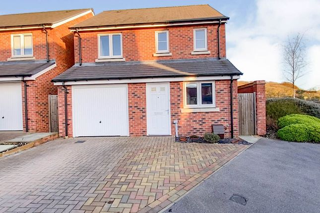 3 bed detached house for sale in Bridle Close, Picket Twenty, Andover SP11