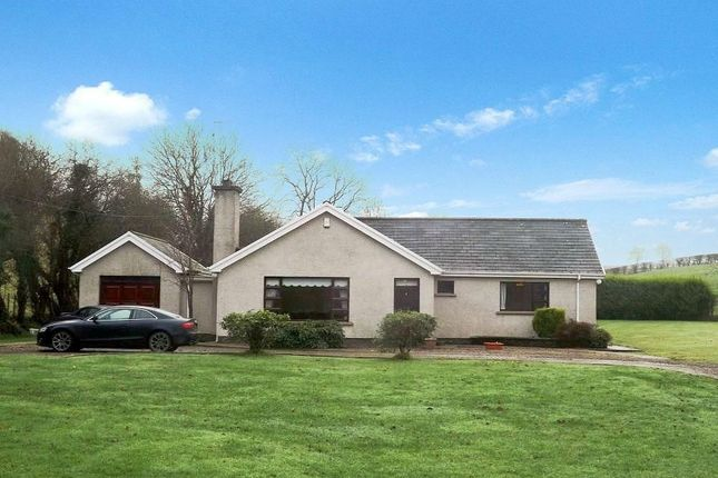 Thumbnail Detached bungalow for sale in Loughmuck Road, Omagh, County Tyrone