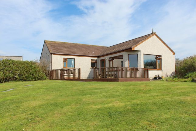 Thumbnail Bungalow for sale in Orphir, Orkney