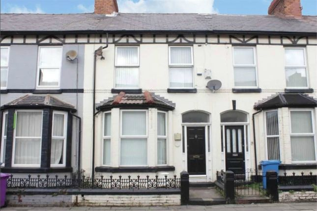 Thumbnail Terraced house for sale in Ferndale Road, Wavertree, Liverpool, Merseyside