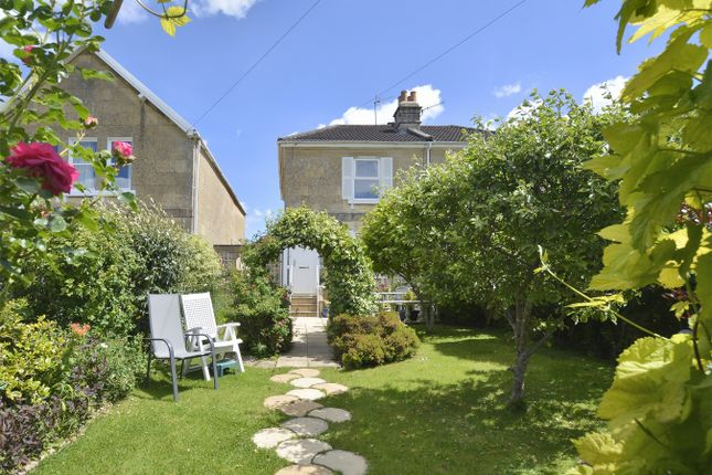 Semi-detached house for sale in 9 The Normans, Bathampton, Bath