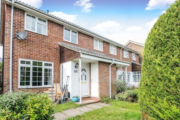 Thumbnail Property to rent in Samber Close, Lymington