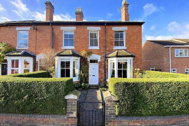 Thumbnail End terrace house for sale in Comer Road, Worcester