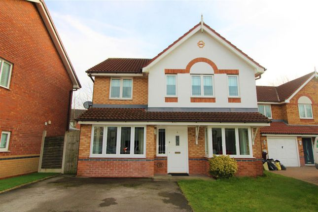 Thumbnail Detached house for sale in Addison Close, Kirkby, Liverpool