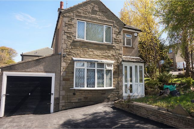 Thumbnail Detached house for sale in Maythorne Crescent, Bradford