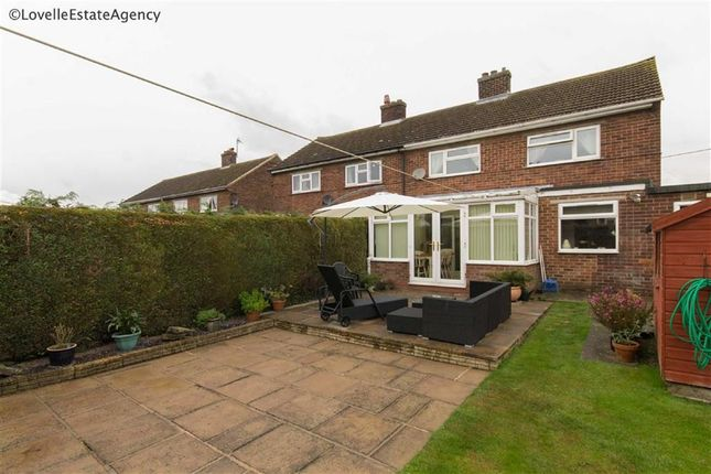 Thumbnail Property for sale in Messingham Road, Scotter, Gainsborough