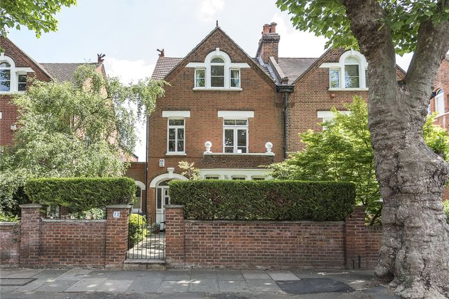 Thumbnail Semi-detached house for sale in Waldegrave Gardens, Strawberry Hill