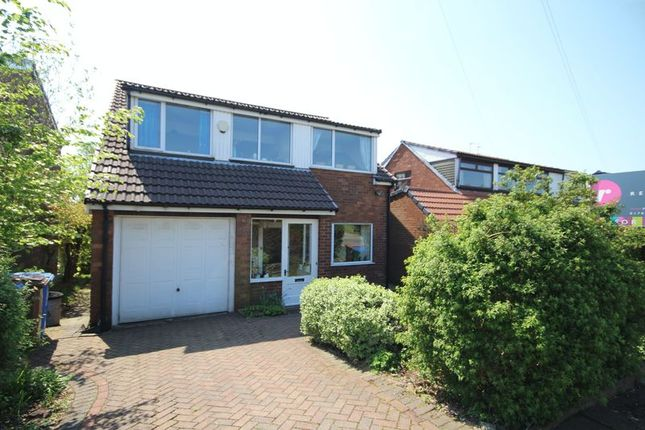 5 bed detached house for sale in Highfield Road, Norden, Rochdale