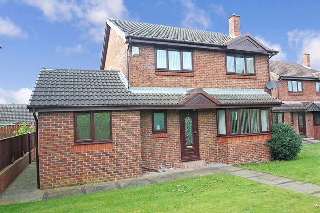 Thumbnail Detached house for sale in Dale Court, Pontefract