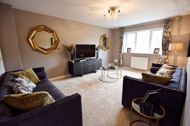 Living Room of Station Road, Stannington, Morpeth NE61