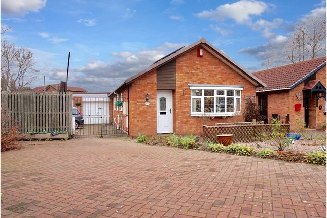Thumbnail Detached bungalow for sale in Cherwell, Tamworth