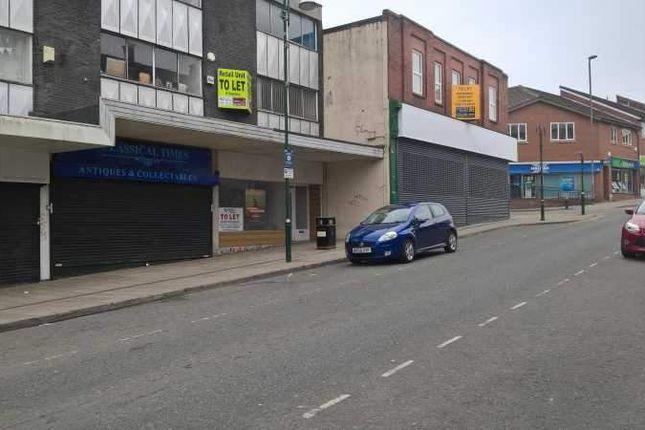 Thumbnail Retail premises to let in 33, Blackburn Street Radcliffe Manchester, Bury