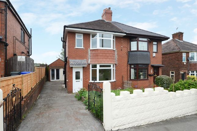 Thumbnail Semi-detached house for sale in Grosvenor Road, Meir