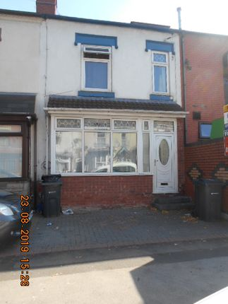 Thumbnail End terrace house for sale in Somerville Road, Small Heath