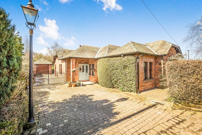 Thumbnail Detached bungalow for sale in Broad Lane, Grappenhall, Warrington