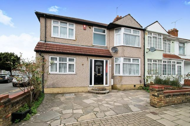 Thumbnail End terrace house for sale in Athelstone Road, Harrow