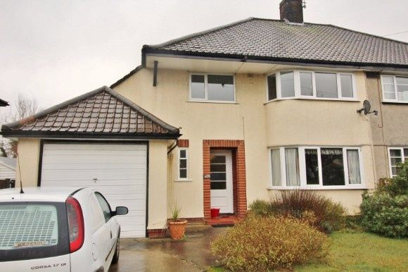 Thumbnail Semi-detached house to rent in Colchester Road, Ipswich