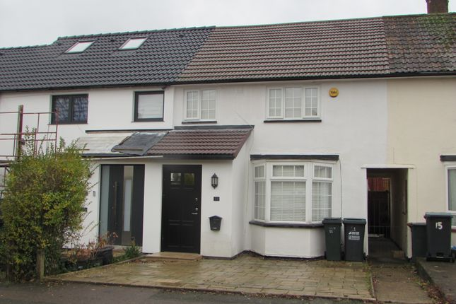 Thumbnail Terraced house to rent in Moortown Road, Watford