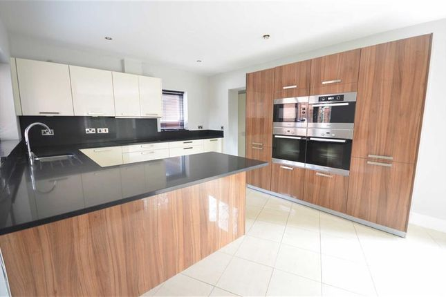 Thumbnail Detached house for sale in Walkden Road, Worsley, Salford, Greater Manchester