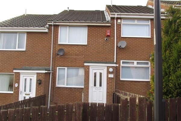 Thumbnail Link-detached house to rent in Crofton Way, Newcastle Upon Tyne