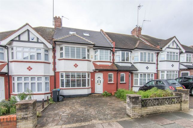 Thumbnail Terraced house for sale in Brookdale, Arnos Grove, London