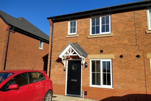 Thumbnail Semi-detached house to rent in Newhall Road, Prescot