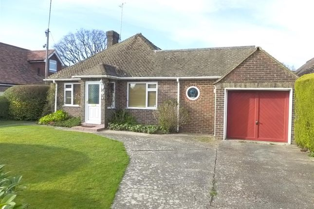 Thumbnail Bungalow for sale in Standard Hill Close, Ninfield, Battle