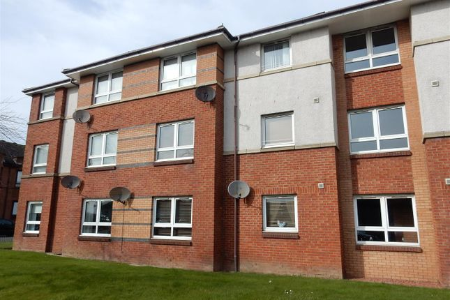 Thumbnail Flat to rent in Anderson Court, Wishaw