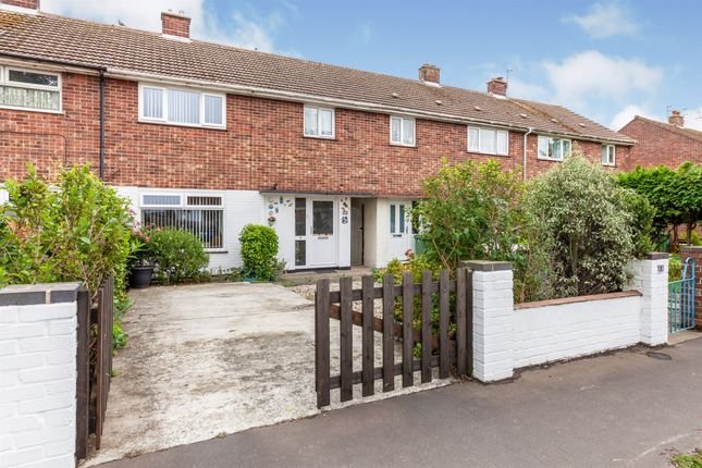 Terraced house for sale in Fastolff Avenue, Gorleston, Great Yarmouth