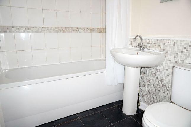 Bathroom of Maclean Place, Stewartfield, East Kilbride G74