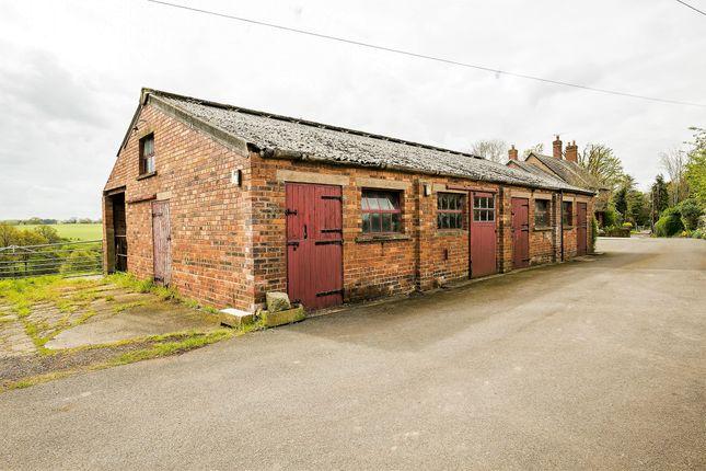 Thumbnail Barn conversion for sale in Tilstone Bank, Tilstone Fearnall, Tarporley