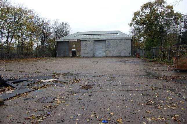 Thumbnail Warehouse to let in Mitcham Road, Croydon