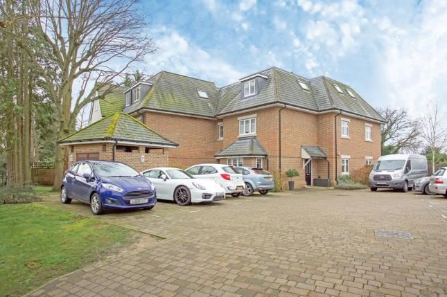 Thumbnail Flat for sale in Camberley, Surrey, United Kingdom